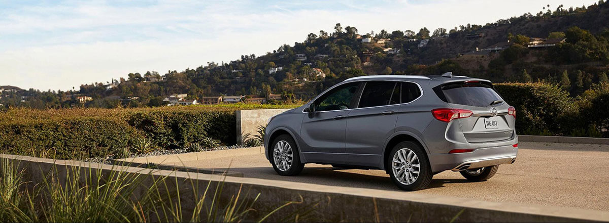 2020 Buick Envision