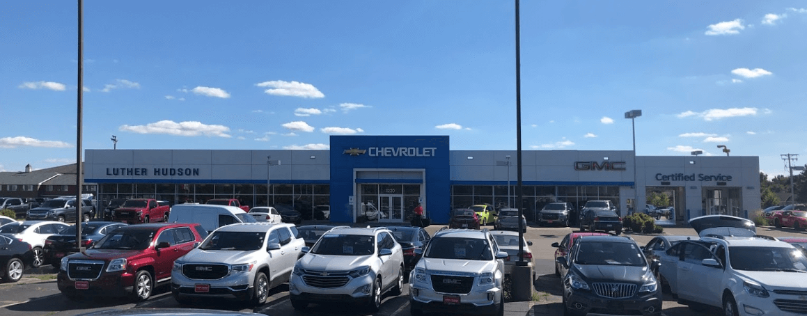 Luther Hudson Chevrolet Gmc Twin Cities Gmc Buick Dealers