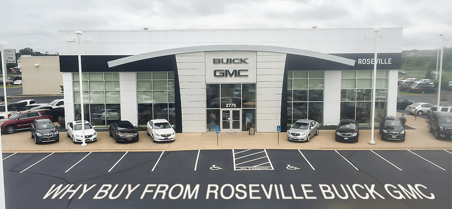 Walser Buick GMC of Roseville dealership